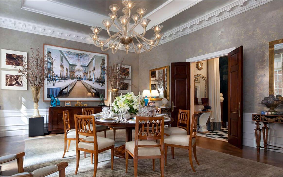 A Classic Home Design Idea